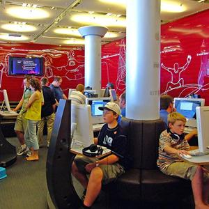 Интернет-кафе Канска