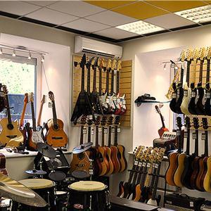 Музыкальные магазины Канска