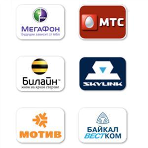 Операторы сотовой связи Канска