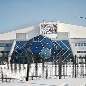 Спортивные комплексы Канска