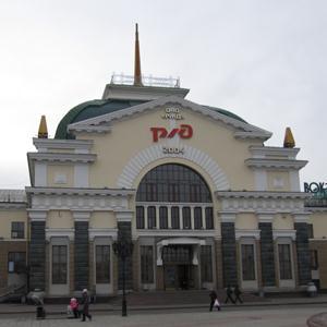 Железнодорожные вокзалы Канска